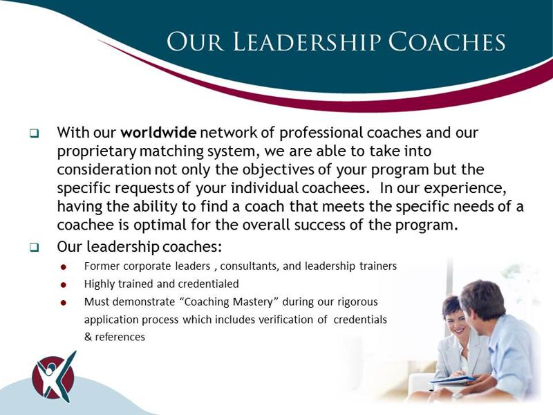 TurnKey's Leadership Coaches
