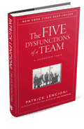 Read The Five Dysfunctions of a Team