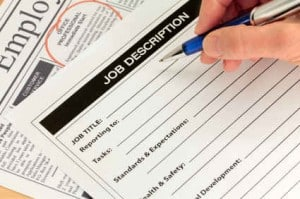 Improve Job Descriptions with Executive Coaching